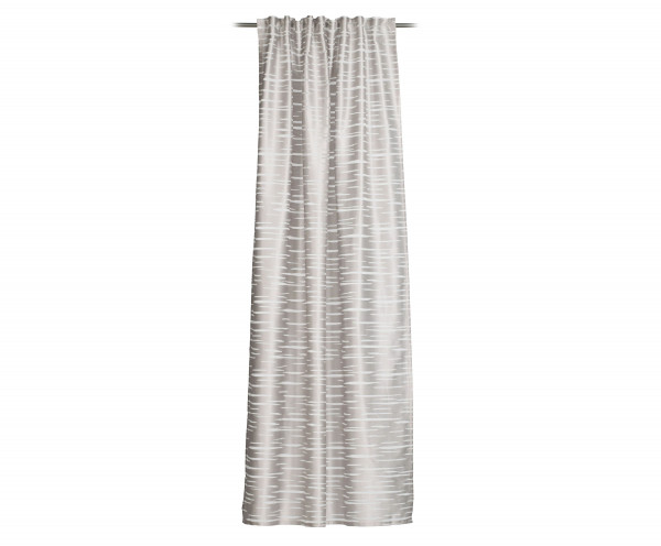 Schlaufenschal LIBERTY taupe Polyester braun GÖZZE 81867-71-4045 (BH 140x245 cm)