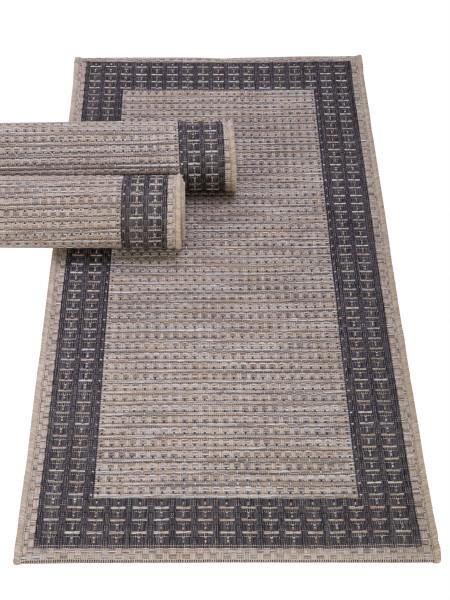 Teppich TOSCANA Polypropylen beige MC THREE C BRE/7933/K819/060X11 (BL 60x110 cm)