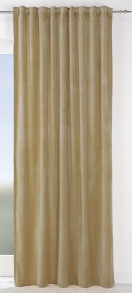 Schlaufenschal MAGNUM taupe Polyester braun GÖZZE 81845-71-3545 (BH 135x245 cm)