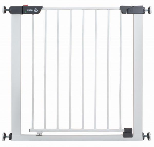 Türschutzgitter SAFTY UP Metall weiß ROBA 215046WE (LBH 3x82x74,5 cm)