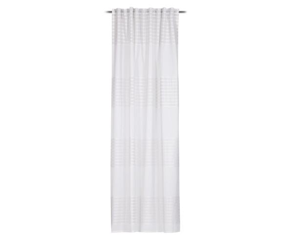 Schlaufenschal CAMINO weiß Polyester weiß GÖZZE 81826-00-4045 (BH 140x245 cm)