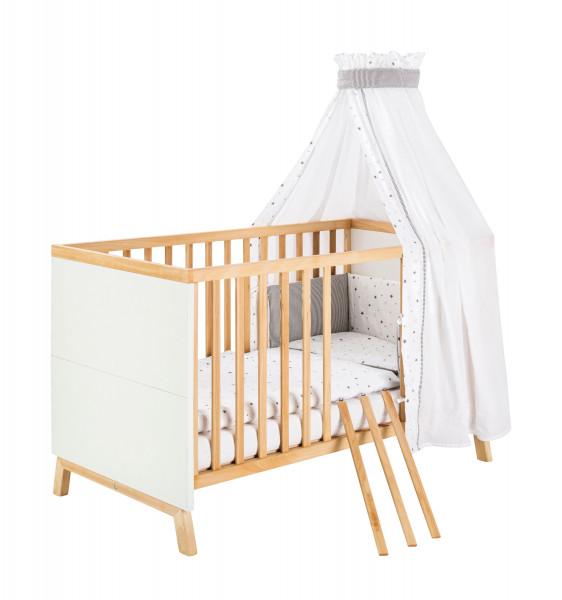 Kinderbett MIAMI white