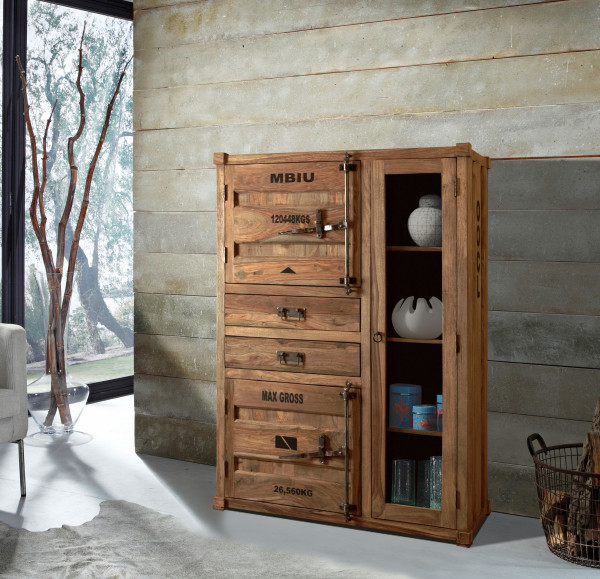 Highboard Container