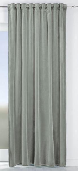 Schlaufenschal MAGNUM silber Polyester grau GÖZZE 81845-90-3545 (BH 135x245 cm)