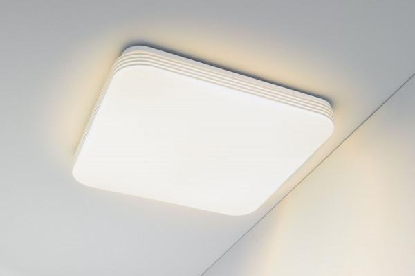 Deckenleuchte Acryl weiß HPI 180004380 (BH 43,5x7,5 cm)