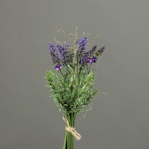 Kunstpflanze Lavendelbündel