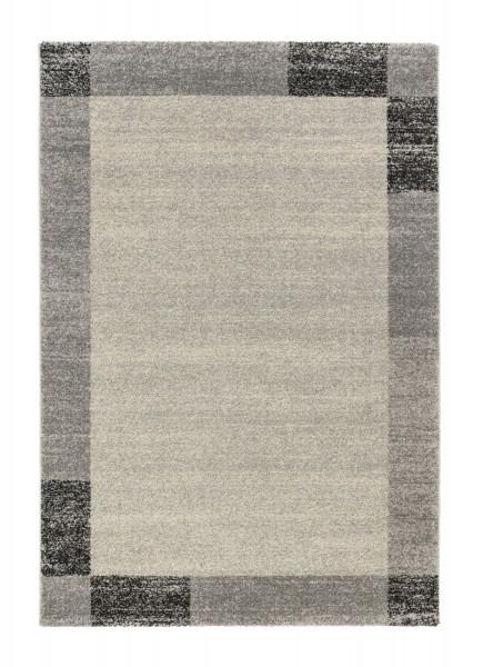 Teppich SAMOA/Bordüre,schwarz
