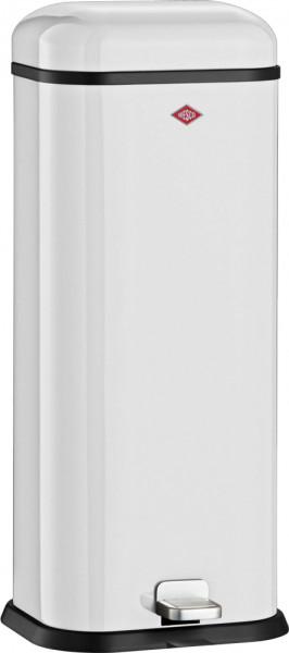 Mülleimer SUPERBOY weiß (BHT 30x71x27 cm)