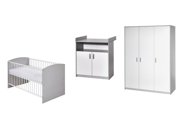 Babyzimmer CLASSIC 3-trg.