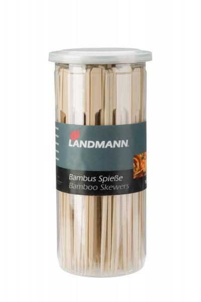 Bambus - Grillspieße Selection