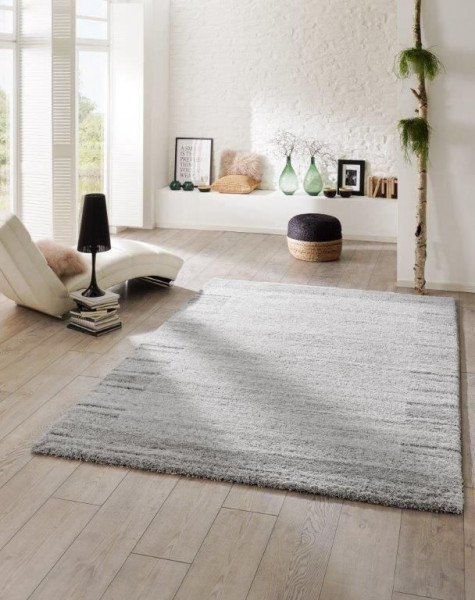 Teppich SUPER TOUCH Rund Polypropylen beige MC THREE C SSF/8195/F401 (BL 160x160 cm)