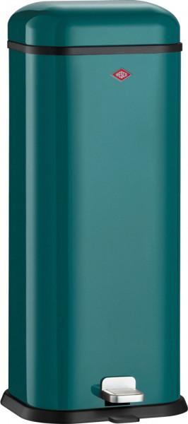 Mülleimer SUPERBOY türkis (BHT 30x71x27 cm)